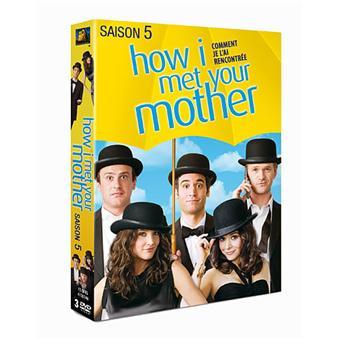 How I met your MotherHow I met your Mother - Coffret intégral de la Saison 5