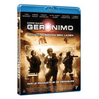 Code Name : Geronimo Blu-ray
