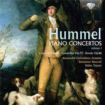Concerto pour piano volume 1