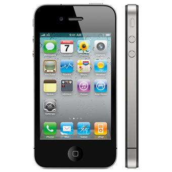 APPLE IPHONE 4 BLACK 32GB MC605NF/A-