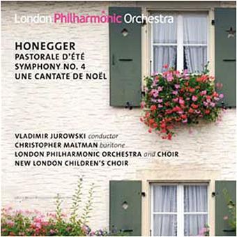 Pastorale D'éTé/Sinfonie 4/Une Cantate De NoëL