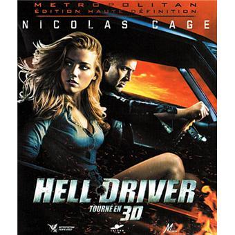 Hell Driver - Blu-Ray
