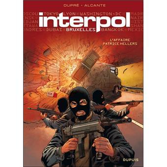 Interpol BruxellesInterpol - Bruxelles 1, l'affaire Patrice Hellers