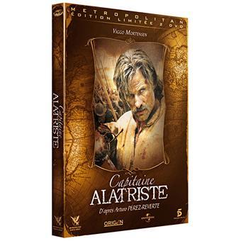 Capitaine Alatriste Edition Collector DVD