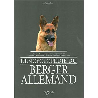 L'encyclopédie du berger allemand