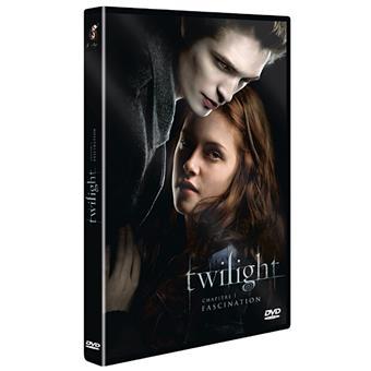 TwilightTwilight - Chapitre 1 : Fascination - Edition Simple