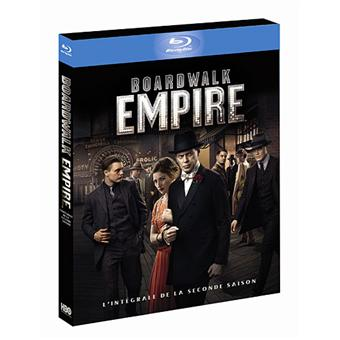 Boardwalk EmpireBoardwalk Empire - Coffret intégral de la Saison 2 - Blu-Ray