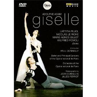GISELLE PARIJS 2006/DVD