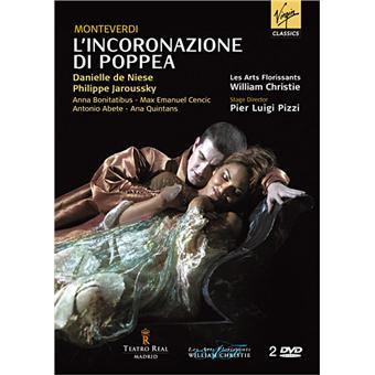 COURONNEMENT DE POPPEE/DVD