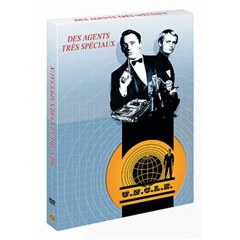Des agents très spéciauxDes Agents très spéciaux - Coffret 3 DVD