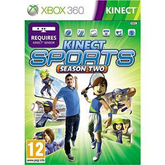 kinect sports 2 sur xbox 360 jeux vid 233 o achat prix