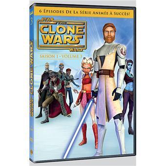 Star Wars : The Clone WarsSaison 1 - Volume 3