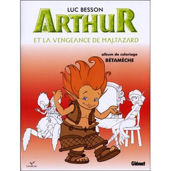 Arthur et les MinimoysArthur et la vengeance de Maltazard - Coloriage 3