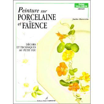peinture sur porcelaine et faience volume 1 tome 1. Black Bedroom Furniture Sets. Home Design Ideas