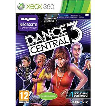 Dance Central 3 Edition Spéciale Fnac - 3 titres offerts à télécharger gratuitement sur le Xbox Live !