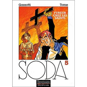 SodaFureur chez les saints