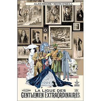 la ligue des gentlemen extraordinaires tome 01 la ligue des gentlemen extraordinaires. Black Bedroom Furniture Sets. Home Design Ideas