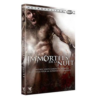 Les Immortels de la nuit DVD