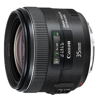 Canon EF 35mm f/2.0 IS USM Reflex Lens