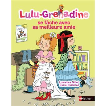 Lulu GrenadineLulu-grenadine se fache avec
