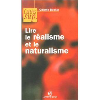 Lire le réalisme et le naturalisme
