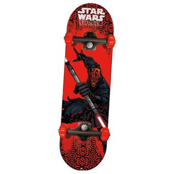 d 39 arpeje star wars skateboard roues lumineuses 28 trottinette rollers. Black Bedroom Furniture Sets. Home Design Ideas