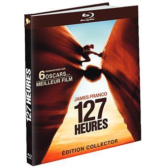 127 Heures - Blu-Ray - Digibook