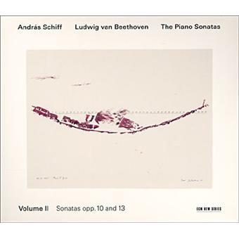 Beethoven: The Piano Sonatas Vol 2 - CD