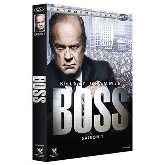 BossCoffret Boss Saison 1 DVD