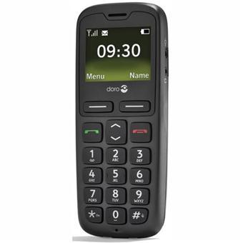 Téléphone GSM DORO PHONEEASY 505 NOIR