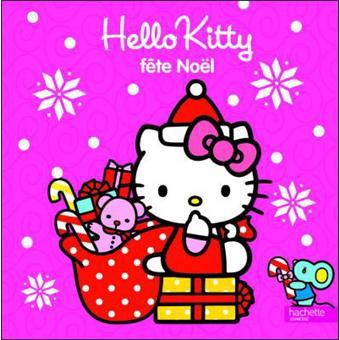 Hello kitty hello kitty f te no l collectif cartonn - Hello kitty noel ...