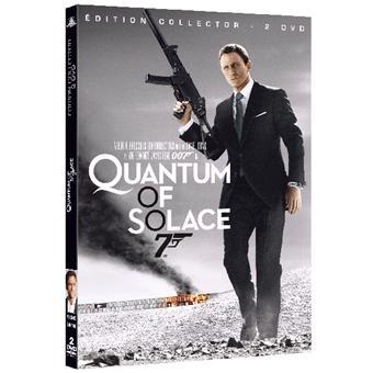 James BondQuantum Of Solace Collector's Edition