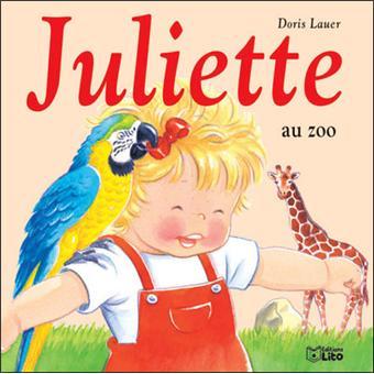 JulietteJuliette au zoo