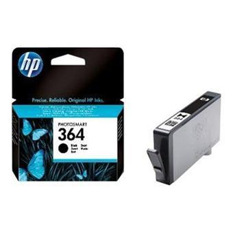 Cartouche d'encre HP 364 Noir Exclusivité Web