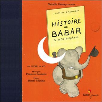 BabarHistoire de Babar, le petit éléphant