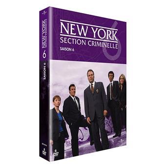 New York Section CriminelleNew York Section Criminelle - Coffret intégral de la Saison 6