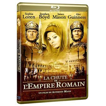 La Chute de l'Empire Romain - Blu-Ray