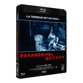 Paranormal activityParanormal Activity - Blu-Ray
