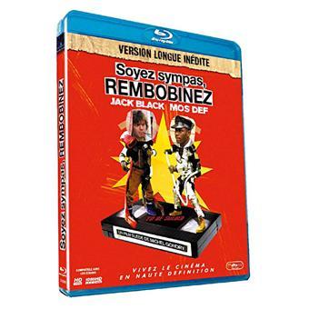 Soyez sympas, rembobinez ! Blu-ray