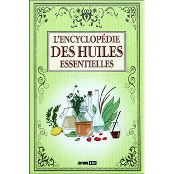 encyclopedie huile essentielle