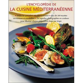 L 39 encyclop die de la cuisine m diterran enne reli - Dictionnaire cuisine francais ...