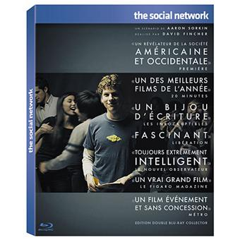 The Social Network - Blu-Ray