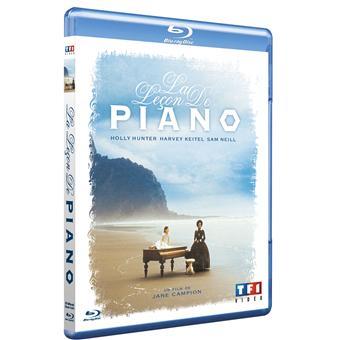 La Leçon de piano - Blu-Ray - Edition du 20ème anniversaire