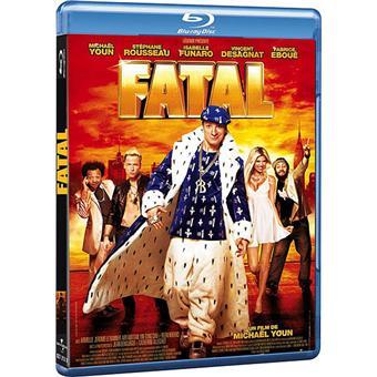 Fatal - Blu-Ray