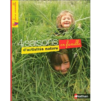 4 saisons activites nature fam broch collectif achat livre achat prix fnac. Black Bedroom Furniture Sets. Home Design Ideas