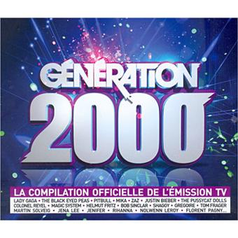 G n ration 2000 compilation cd album achat prix fnac - Echantillons gratuits a recevoir sans frais de port ...