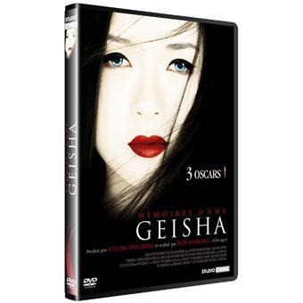 Mémoires d'une Geisha - Edition simple