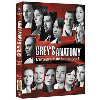 Grey's AnatomyGrey's Anatomy - Coffret intégral de la Saison 7