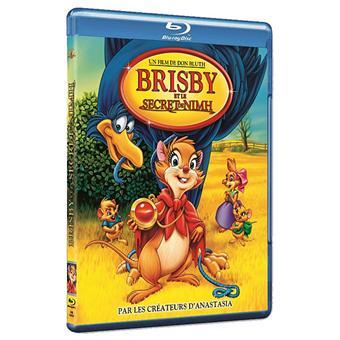 Brisby et le secret de Nimh Blu-ray