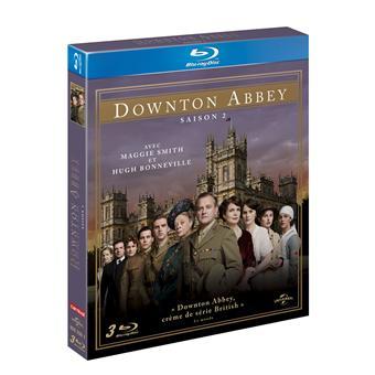 Downton AbbeyCoffret intégral de la Saison 2 - Blu-Ray